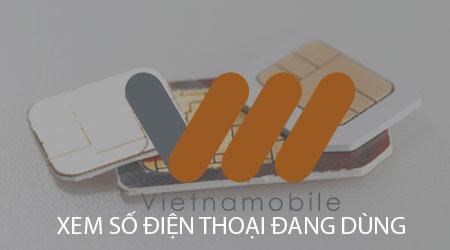 xem so dien thoai vietnamobile dang dung kiem tra sdt