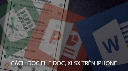 cach doc file doc xlsx tren iphone mo file word excel