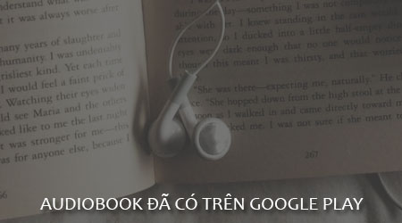 audiobook hien da co san tren google play store