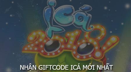 code game ica nhan giftcode ica moi nhat