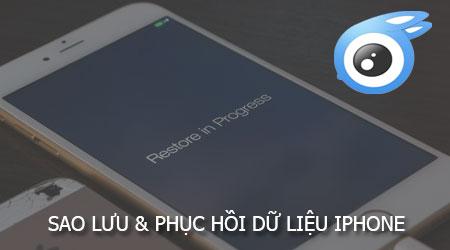 cach dung itools sao luu va phuc hoi du lieu iphone