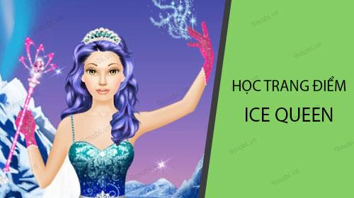 cach su dung ice queen hoc trang diem dep