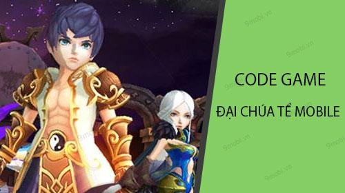 code game dai chua te mobile