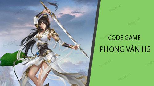 code game phong van h5