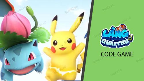code game lang quai thu mobile