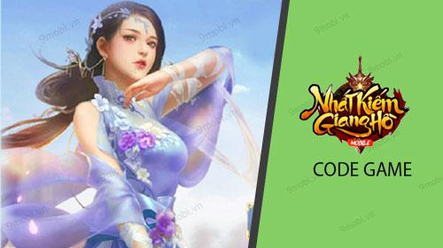 code game nhat kiem giang ho mobile