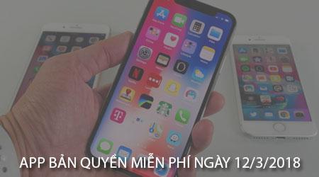 app ban quyen mien phi ngay 12 3 2018