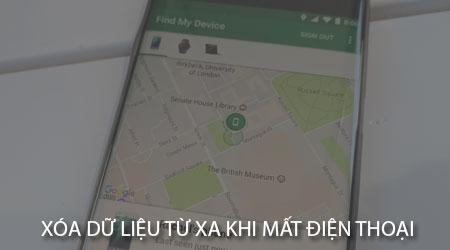 cach xoa du lieu tu xa khi mat dien thoai android iphone