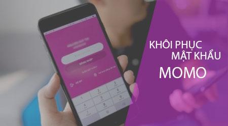 quen mat khau momo khoi phuc lai nhu the nao