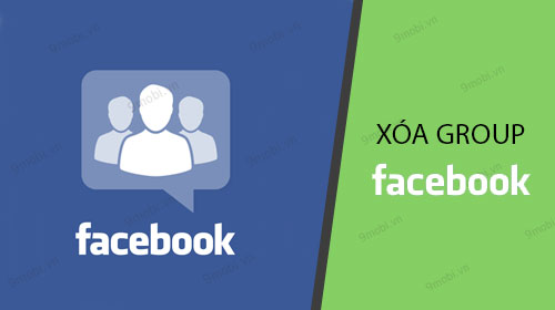cach xoa group facebook tren dien thoai xoa nhom