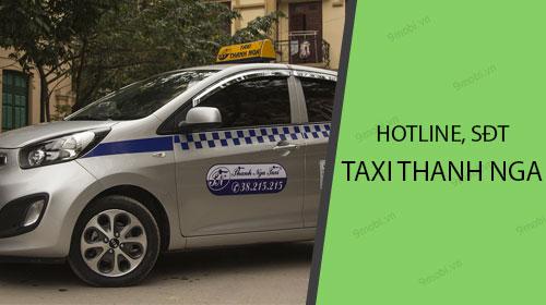 sdt taxi thanh nga