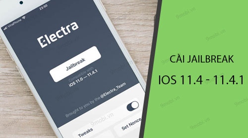 huong dan cai jailbreak ios 11 4 11 4 1 cho iphone ipad