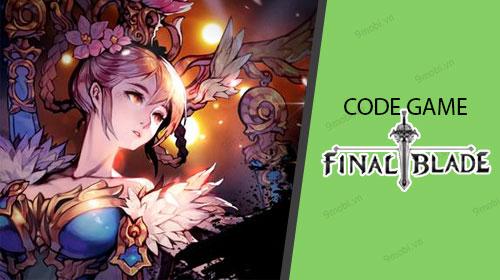 code game final blade