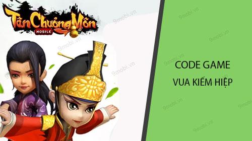code game vua kiem hiep tan chuong mon