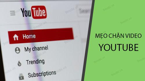 meo chan video youtube tren dien thoai don gian nhat