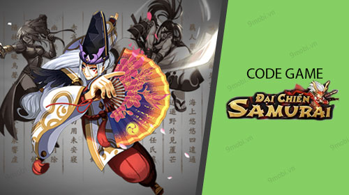 code game dai chien samurai