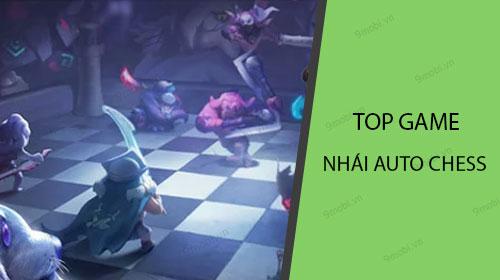 top game nhai auto chess