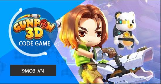 code game gunpow 3d