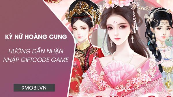 Các sự kiện nhận Code game Kỳ Nữ Hoàng Cung miễn phí Code-game-ky-nu-hoang-cung