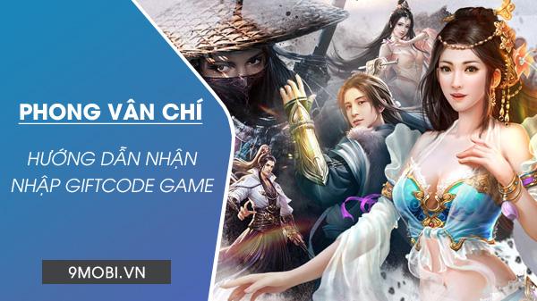 code game phong van chi