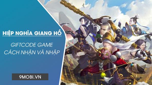 code game hiep nghia giang ho