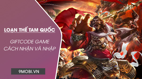 code game loan the tam quoc
