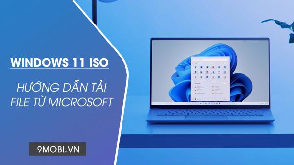 cach tai file iso windows 11 tu microsoft