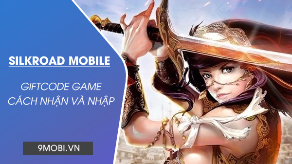 code game silkroad online mobile