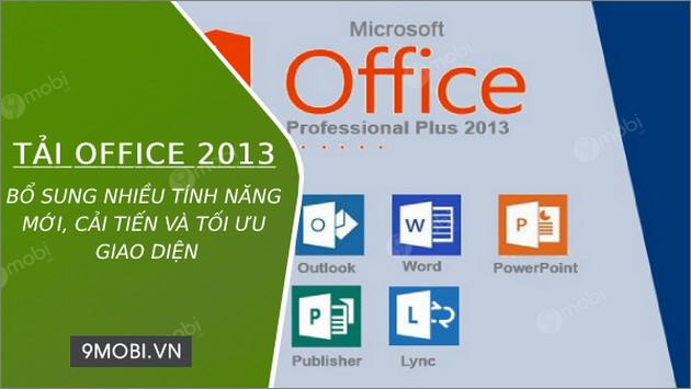 tai office 2013