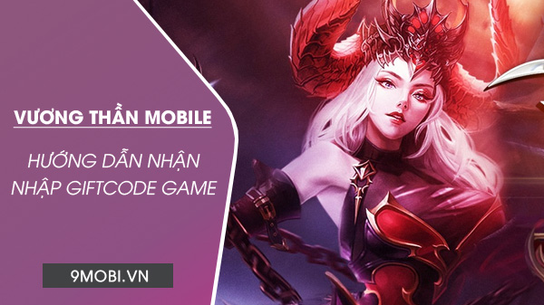 code game vuong than mobile