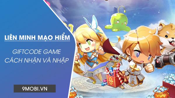 code game lien minh mao hiem