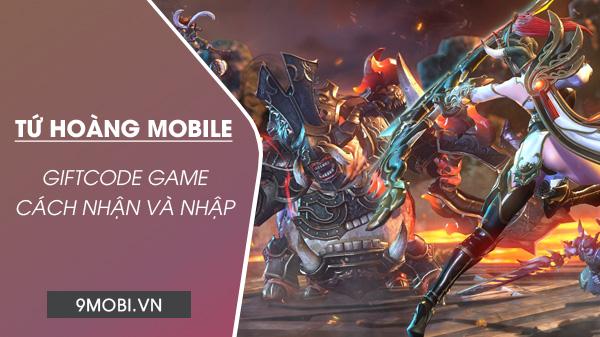 code game tu hoang mobile