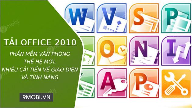 tai office 2010