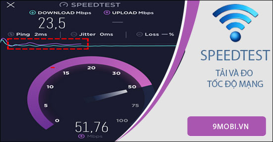 cach tai va do toc do mang bang speedtest