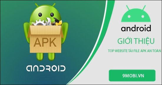 top website tai file apk an toan