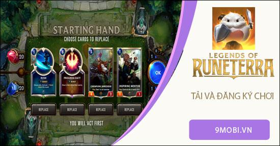 huong dan tai game huyen thoai runeterra