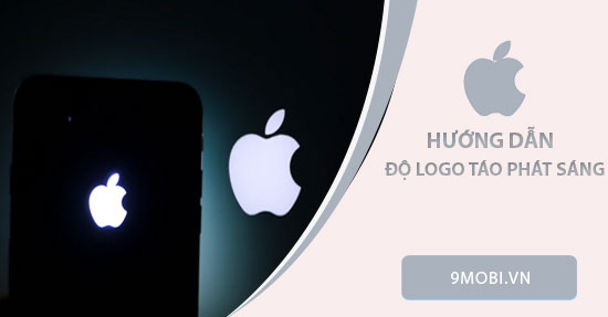 cach lam logo tao iphone phat sang nhu macbook khi co cuoc goi den