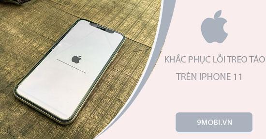 cach sua loi iphone 11 pro max 11 pro iphone 11 bi treo tao