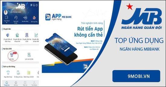 Top ứng dụng của ngân hàng MBBank