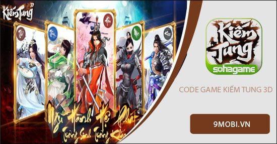 code game kiem tung 3d