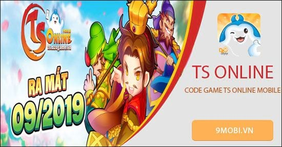 code game ts online mobile
