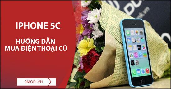 huong dan mua iphone 5c chuan khong bi an icloud