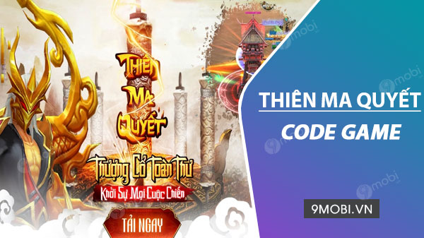 code game thien ma quyet
