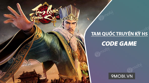 code game tam quoc truyen ky h5