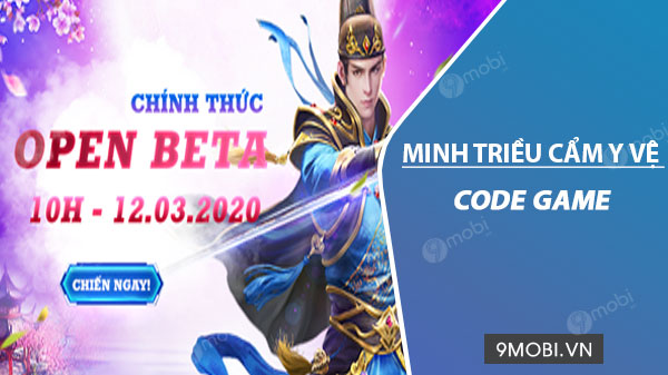 code game minh trieu cam y ve