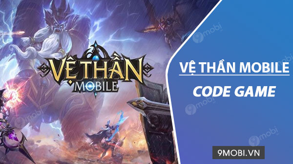 code game ve than mobile