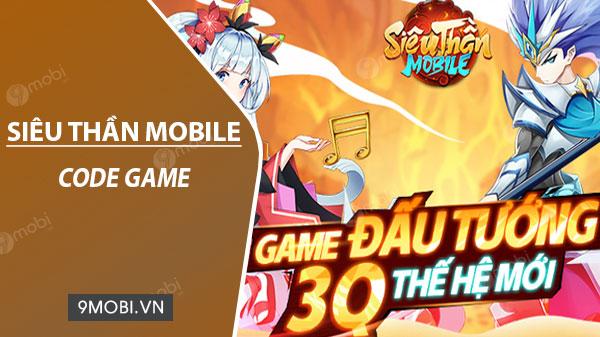 code game sieu than mobile