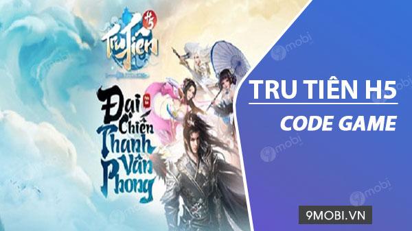 code game tru tien h5