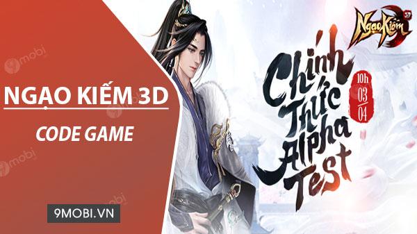 code game ngao kiem 3d