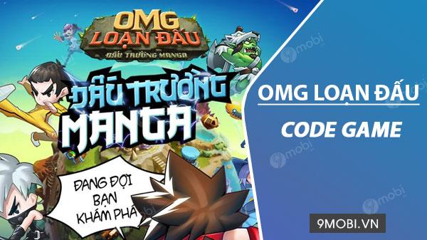 code game omg loan dau